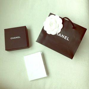 🖤CHANEL small gift box/bag set 🖤